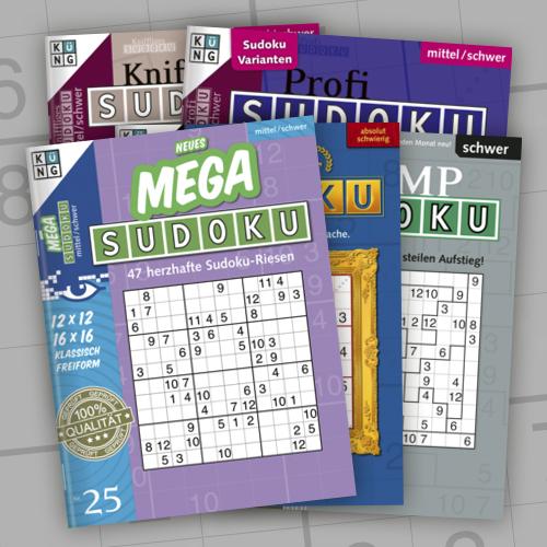 Sudoku Magazine