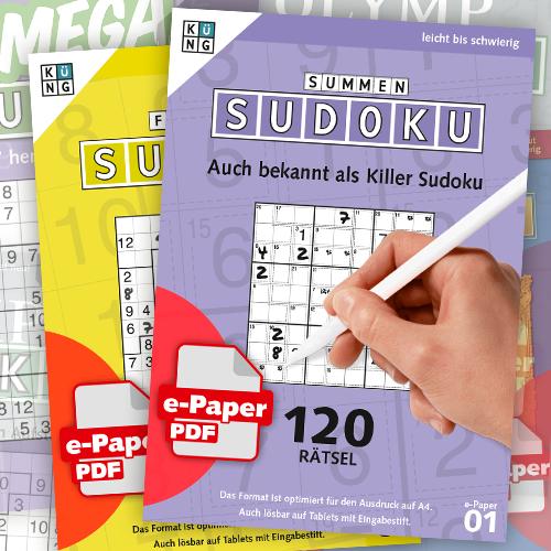 Sudoku e-Paper