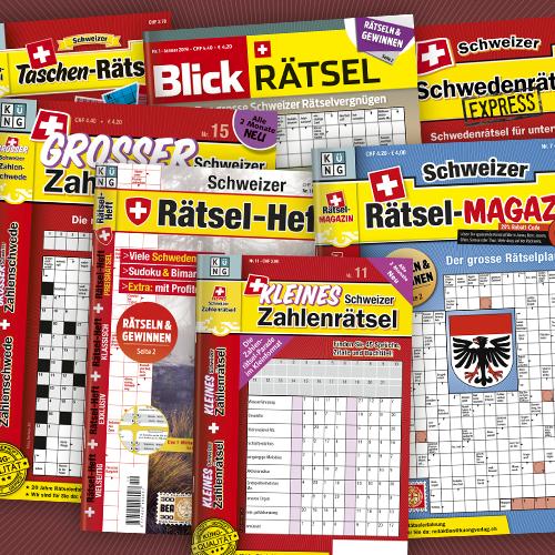 Schweizer Worträtsel
